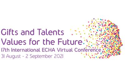 17ª Conferência do ECHA (European Council for High Ability)